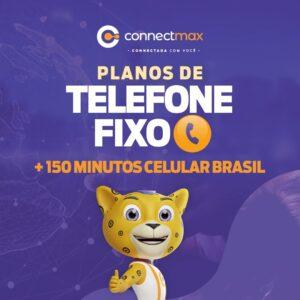 Fixo 150mins celular Brasil