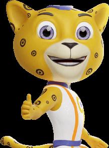 Mascote ConnetcMax